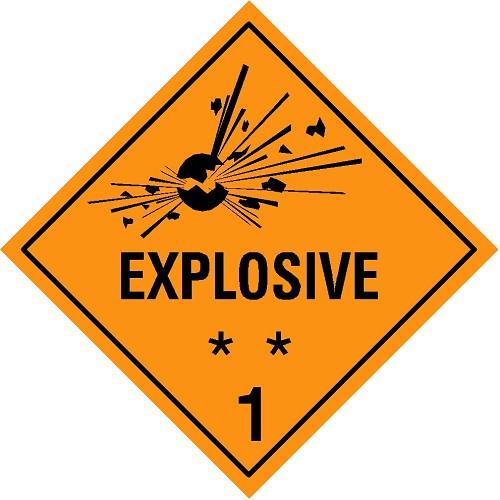 Explosive 1 (Model No 1)