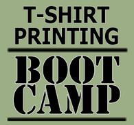 Class 101 - T-Shirt Printing A-Z