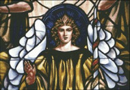 St. Michael Stain Glass