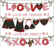 Love me Tender, Love me Sweet