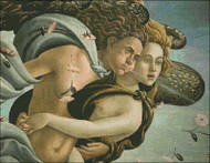 Birth of Venus (Detail 1)