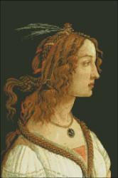 Portrait of a Woman 1