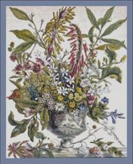 Twelve Months of Flowers - 001 January