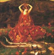 La Belle Dame Sans Merci- Cowper