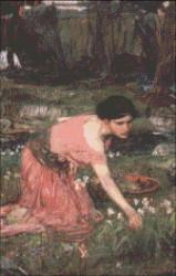 Flora- Picking Flowers