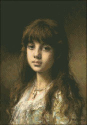 Little Girl by Harlamoff