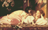 Mother and Child by Leighton