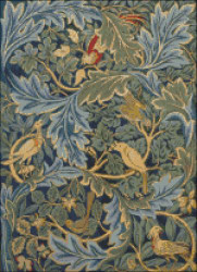 Birds and Acanthus (Detail)