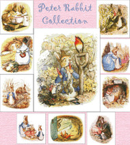Peter Rabbit Cross Stitch Collection