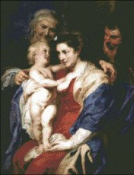 Holy Family with St. Anne