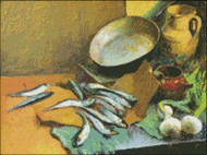 Still Life with Anchovies