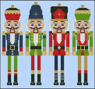 Holiday Nutcracker Bookmarks II
