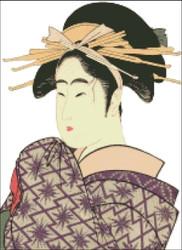 Japanese Woman 3