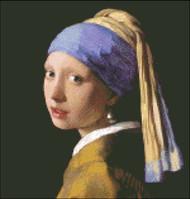 Girl with Pearl Earrings
