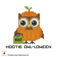 Hootie Pumpkin Halloween