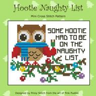 Hootie Naughty List Christmas
