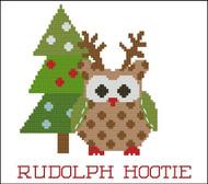 Christmas Hootie 003 Rudolph