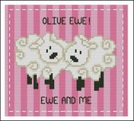 Ewe and Me Olive Ewe