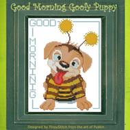 Good Morning Goofy Puppy