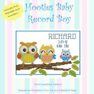 Hooties Baby Record Boy