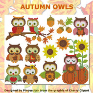Autumn Owls