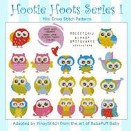 Hootie Hoots Series I