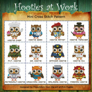 Hooties at Work Mini Collection