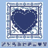 Sewing Blocks: Heart