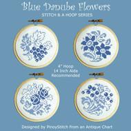 Blue Danube Flowers