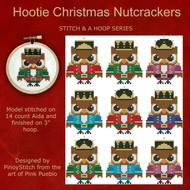 Hootie Christmas Nutcrackers