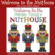 Welcome to the NutHouse (Customizable)