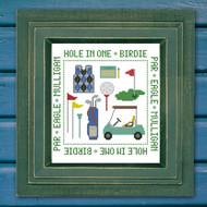 Golf Mini Sampler