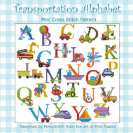 Alphabet Transportation Sampler