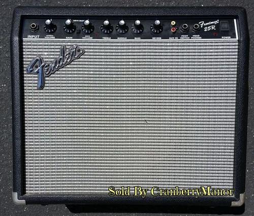 Fender Frontman 25R Electric Guitar Amplifier