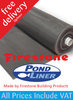 Firestone Pond Liners 1mm 10 Ft (3.048m) Wide