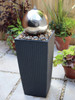 Blagdon Liberty Stainless Steel Sphere and Plinth