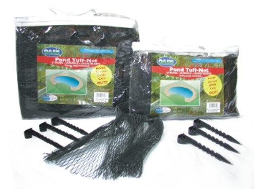 Tuff Net Pond Covers