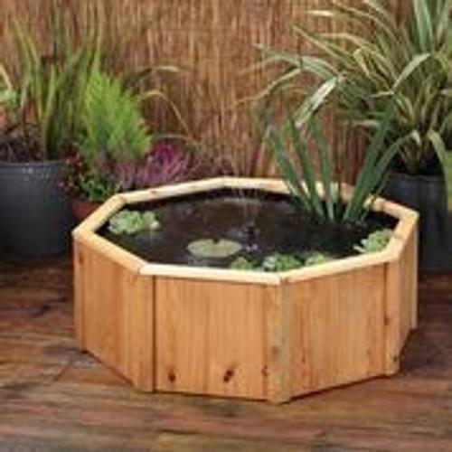 Blagdon Liberty Octagon Terrace Pool