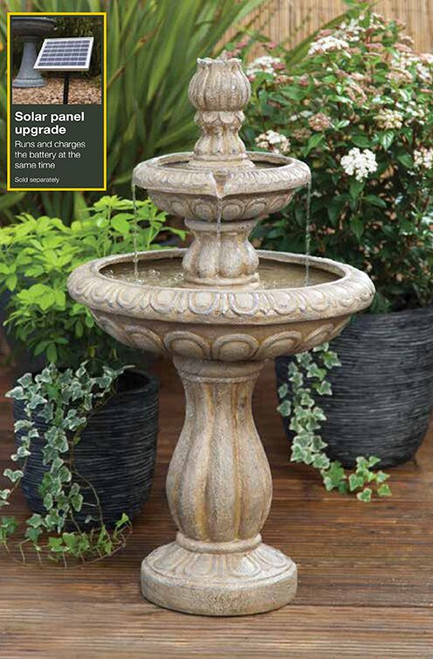 Blagdon Liberty 2 Tier Tulip Fountain