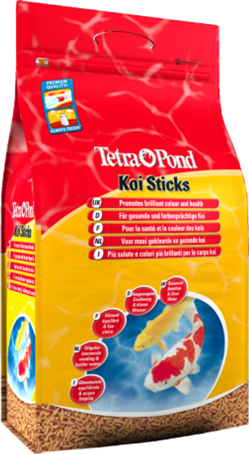 Tetra Pond Floating Koi Sticks 15 litre