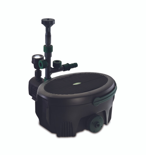 Blagdon inpond 5in1 6000 for Best all in one pond pump and filter