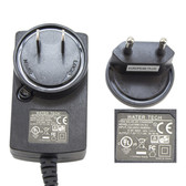 CAT099-US-EU-Charger For Catfish, Catfish Ultra, iVac C-2, iVac 250, Volt FX-4,Centennial, Eclipse