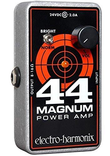 Electro Harmonix 44 MAGNUM 44 watt power amp, 24DC-3000 PSU included