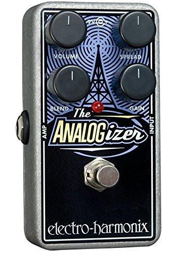 Electro Harmonix ANALOGIZER Warms Digitally Processed Tones