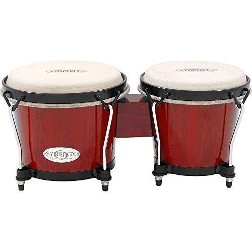Toca a 2100RR Bongo Drum, Red