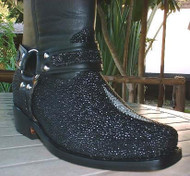 STINGRAY Harness Biker Boots - Made to Your Measurements