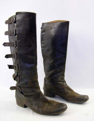 7 buckle engineers boots