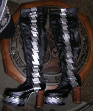 Ace Hotter Than Hell Kiss Boots