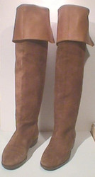 Thigh High Ladies Boots - Made to Your Measurements
