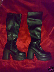 Chunky Vintage Boots